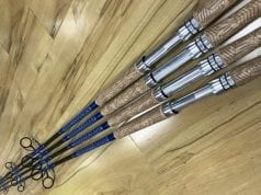 An image of Connley fishing custom rods