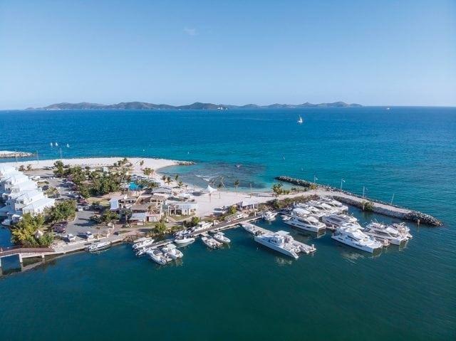 Nanny Cay Rebuilt