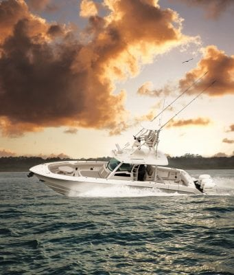 an image of the Boston Whaler 380 Outrage