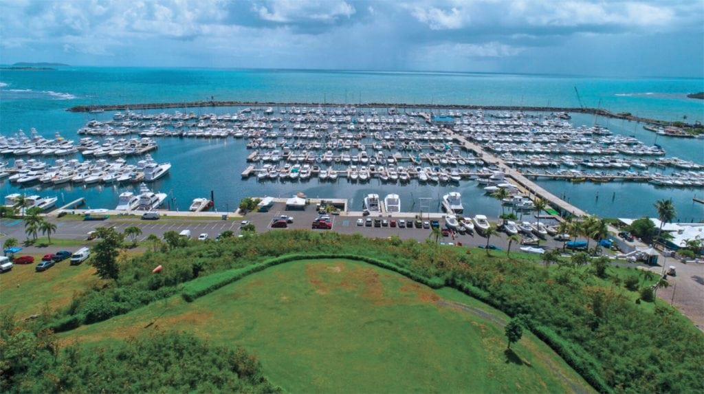 an image of the marina at Puerto Del Rey