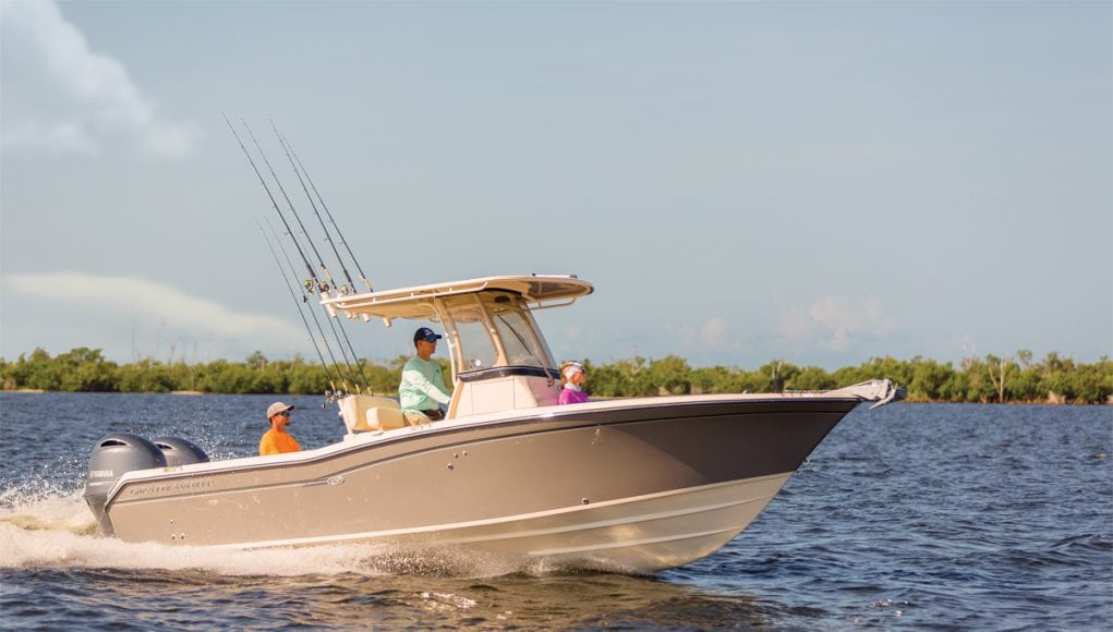 an image of the Grady-White Fisherman 257
