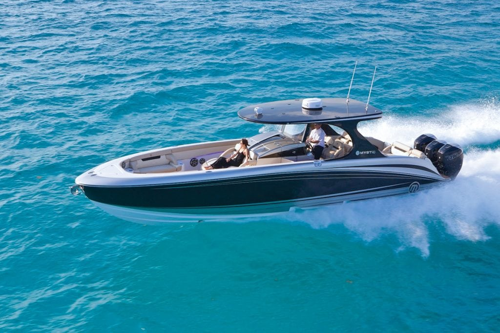 an image of the Mystic M4200 Center Console