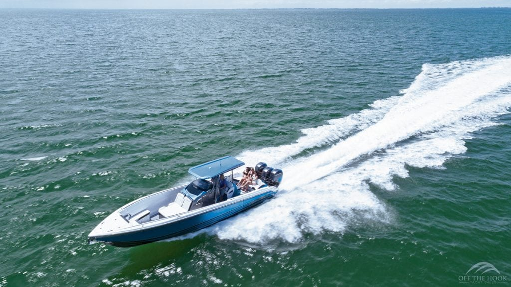 An image of the Nor-Tech 340 Club Sport