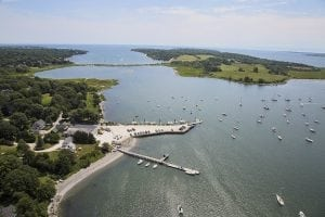 Dutch Harbor Boatyard in Jamestown, RI