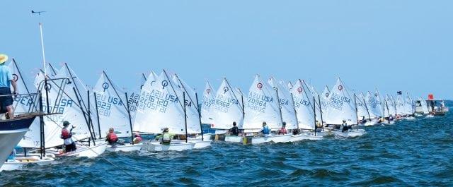 Optis at the Optimist National Championships