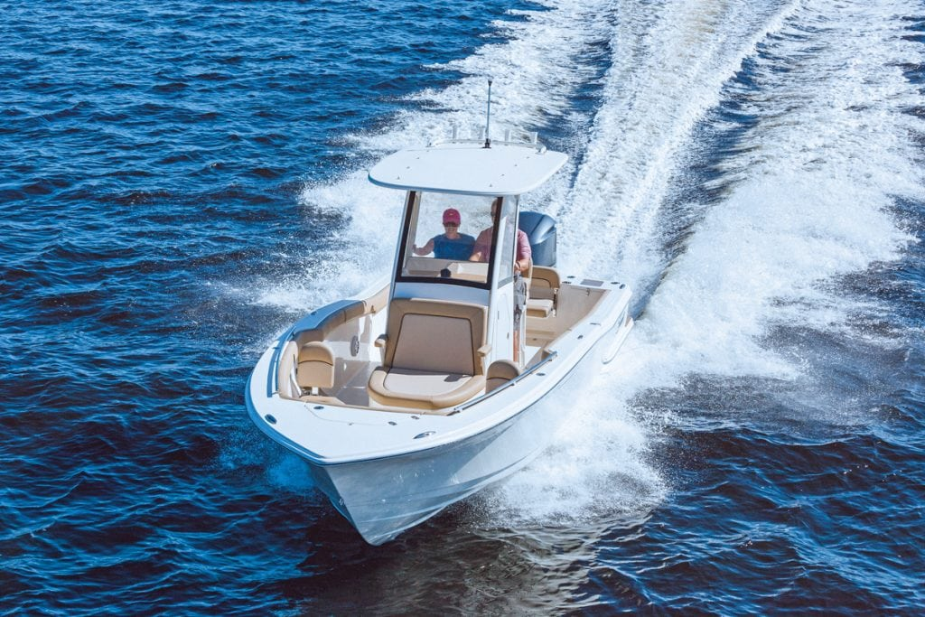 an image of the Scout 235 XSF