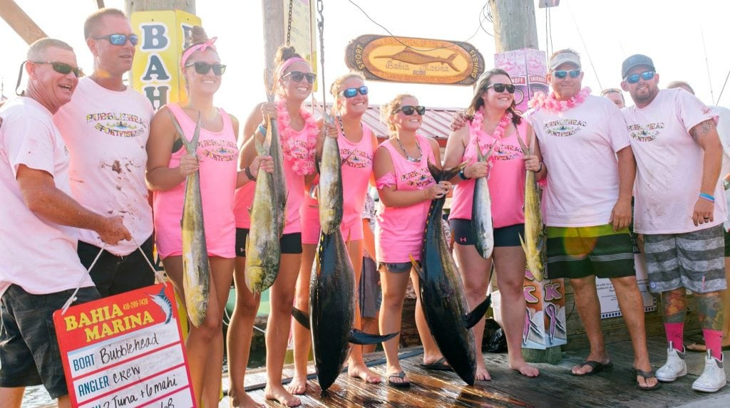 Poor Girls Open and fish for cancer