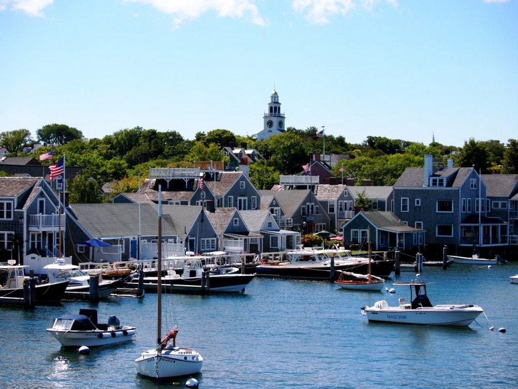 An image of Nantucket, MA