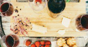 Easy onboard wine pairing guide