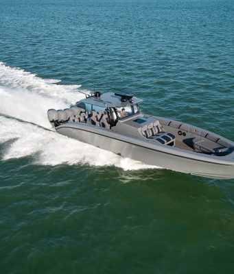 an image of Midnight Express 43 Carbon Edition