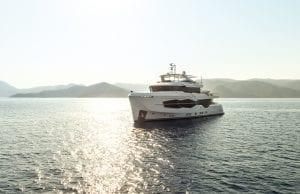an image of a Numarine yacht