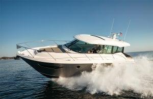 an image of the Tiara Yachts C 49