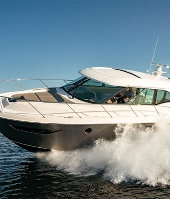 an image of the Tiara Yachts C 49