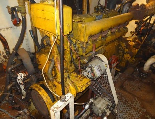 engine hazards