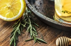 an image of the ingredients for Bourbon Mulled Cider