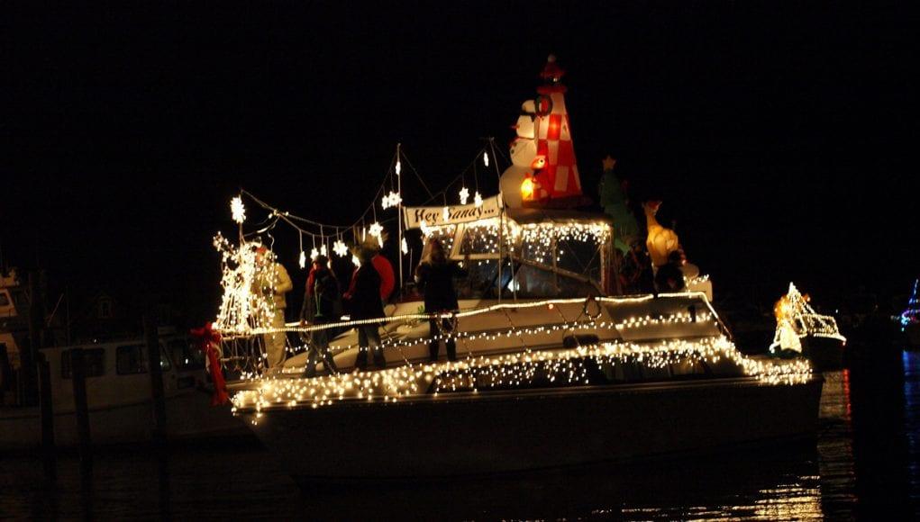 northeast boat parades