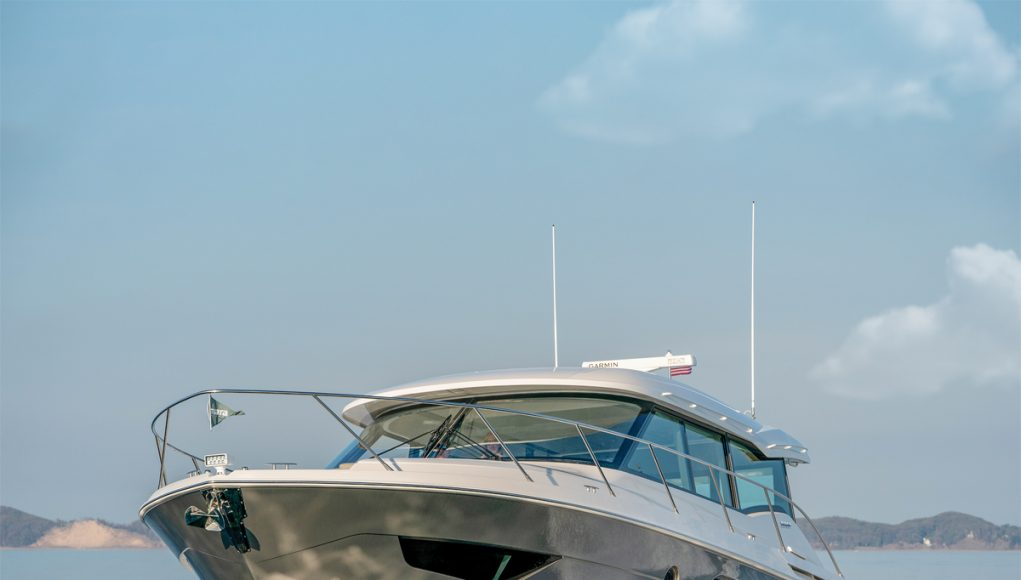 an image of the Tiara Yachts C 49 from Southern Boating