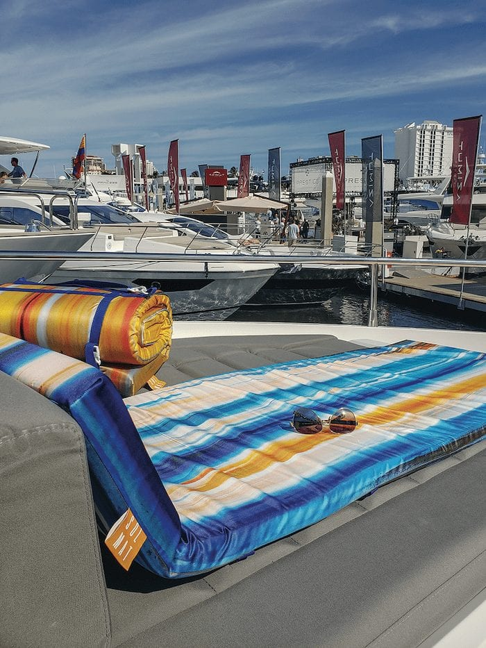 Sol Mat at FLIBS