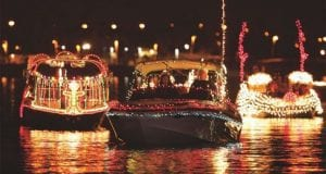 Holiday Boat Parades