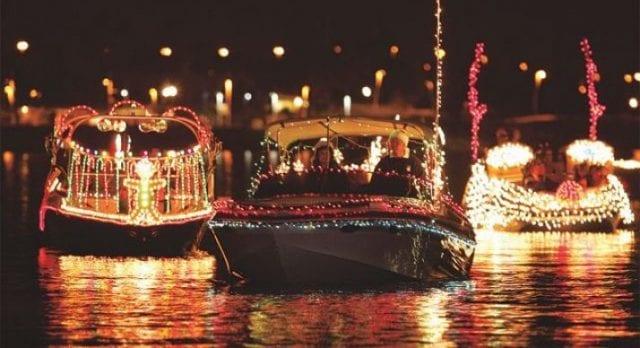 Holiday Boat Parades