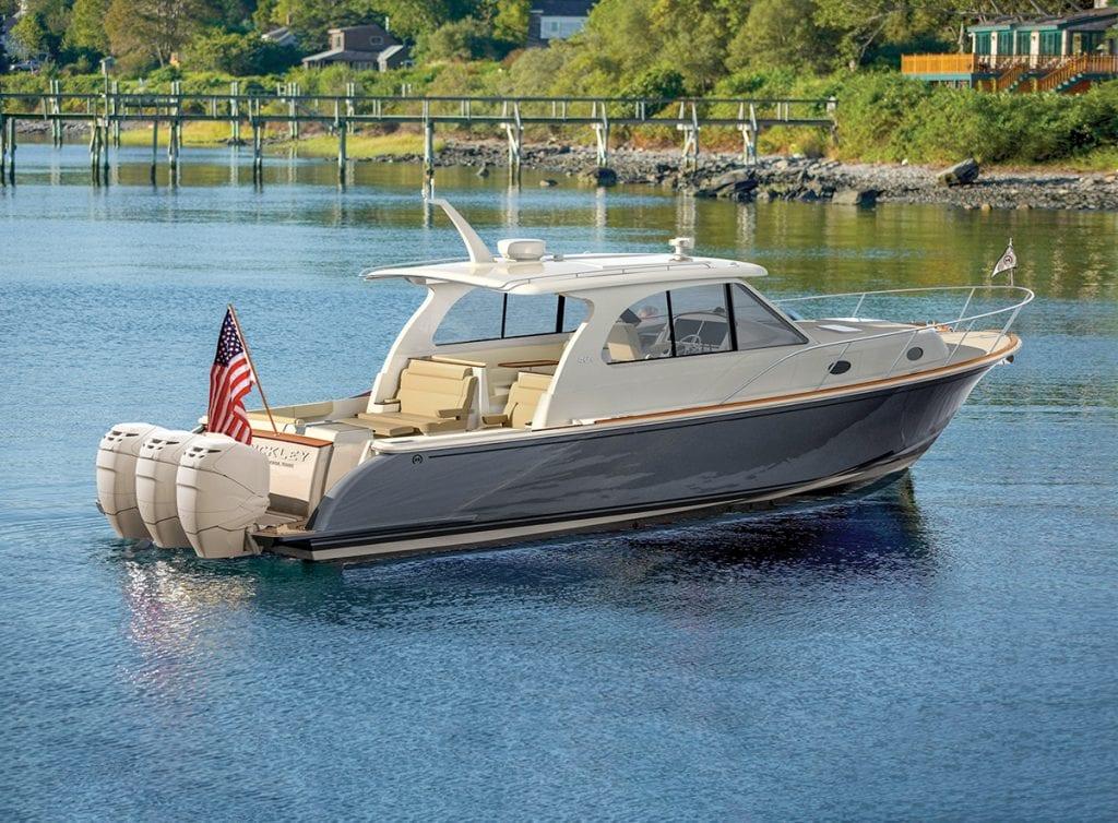 Hinckley Sport Boat 40X