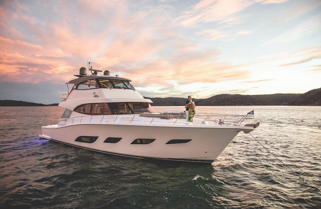 Two Riviera Yachts Debuts Two Models Debut in Australia - Southern