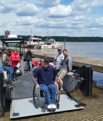 Fishing with Veterans