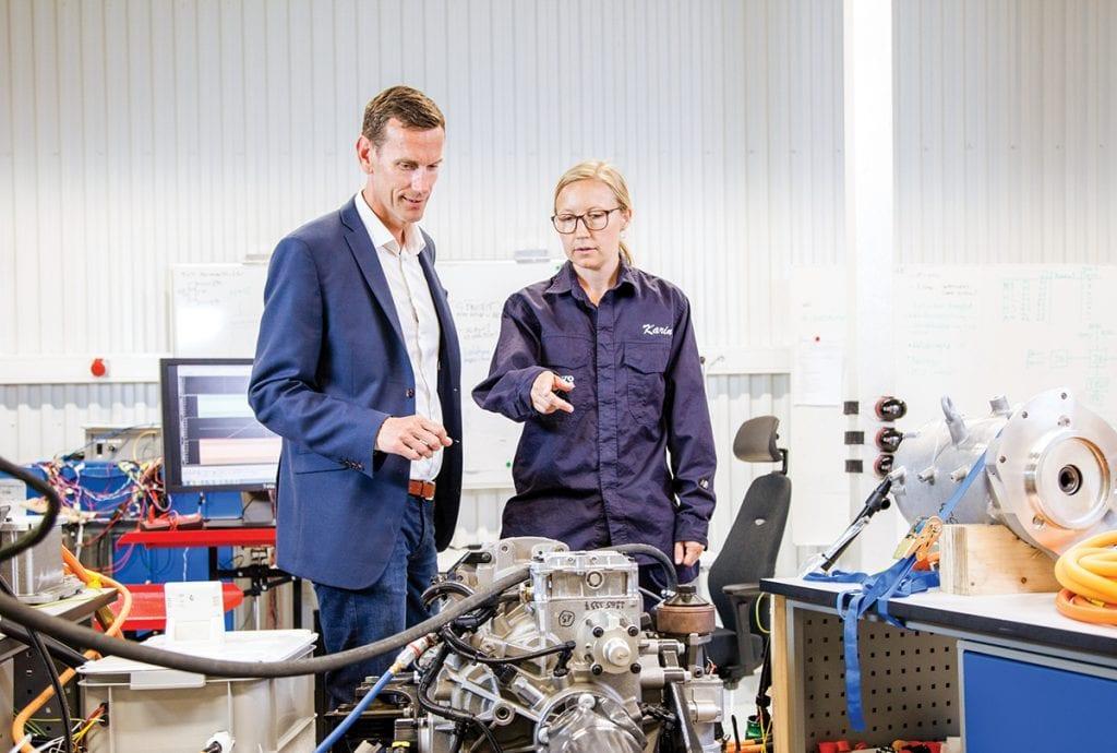 hybrid IPS Volvo Penta