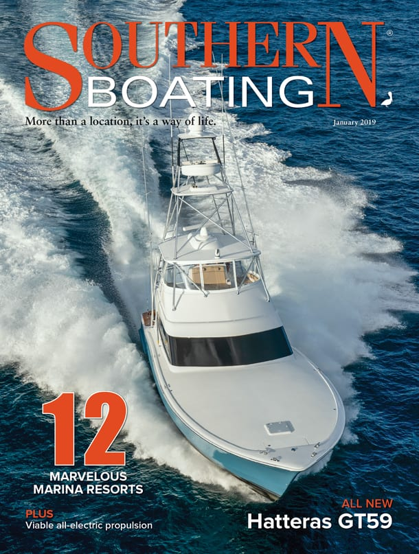Southern Boating Cover January 2019