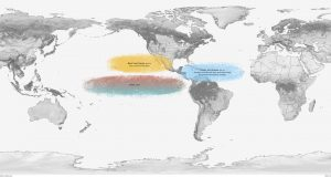 What's the difference between El Niño and La Niña