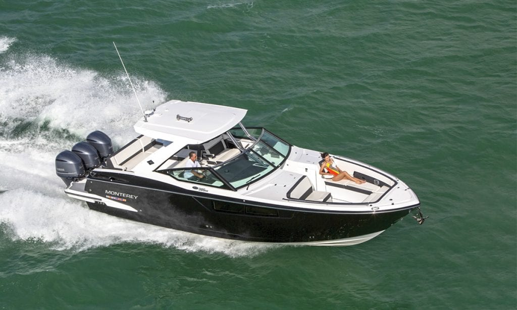 Mercury Debuts 400 HP Outboard - Southern Boating