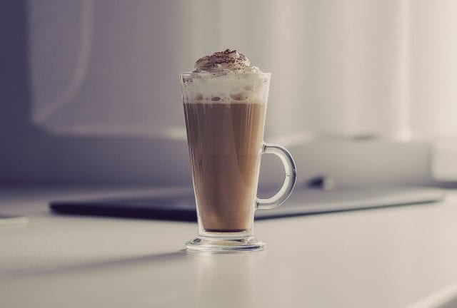 an image of Eggnog Latte