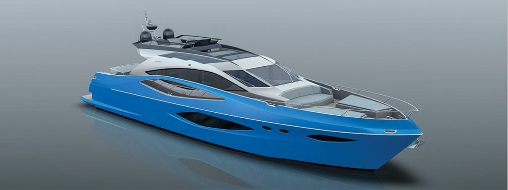 an image of The new Numarine 78HTS from Southern Boating