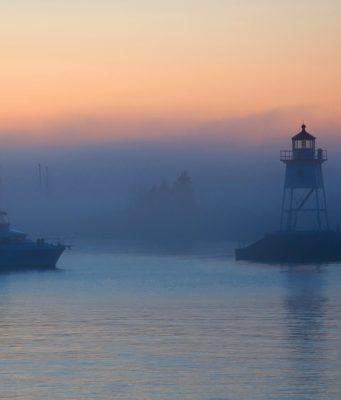 Types of Fog