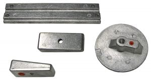 an image of various sacrificial anodes
