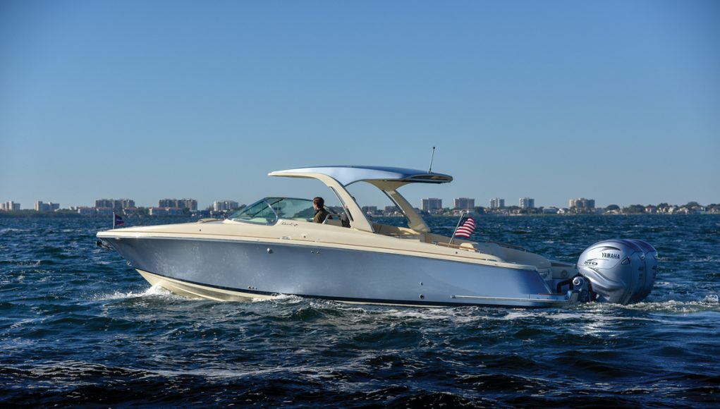 an image of the Chris-Craft 35 GT from Southern Boating
