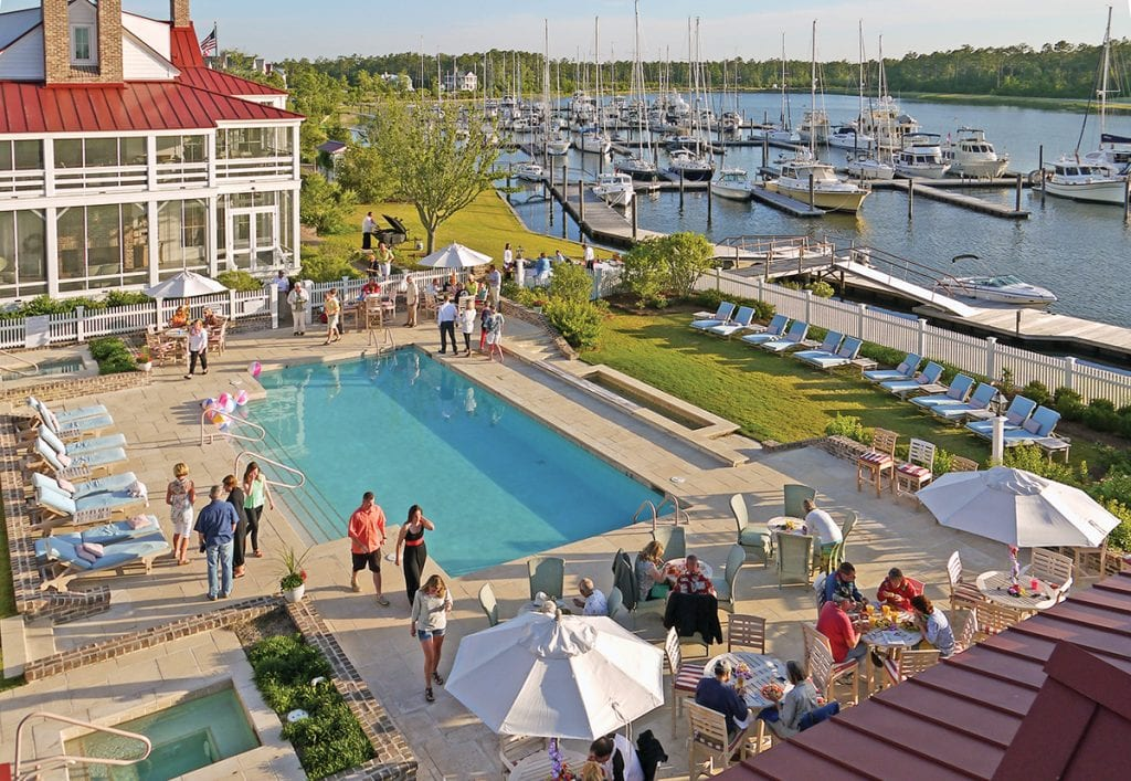 River Dunes Resort and Marina is a top 12 marina resort