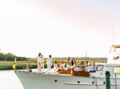 String of Pearls is one of a few Historic boats and yachts
