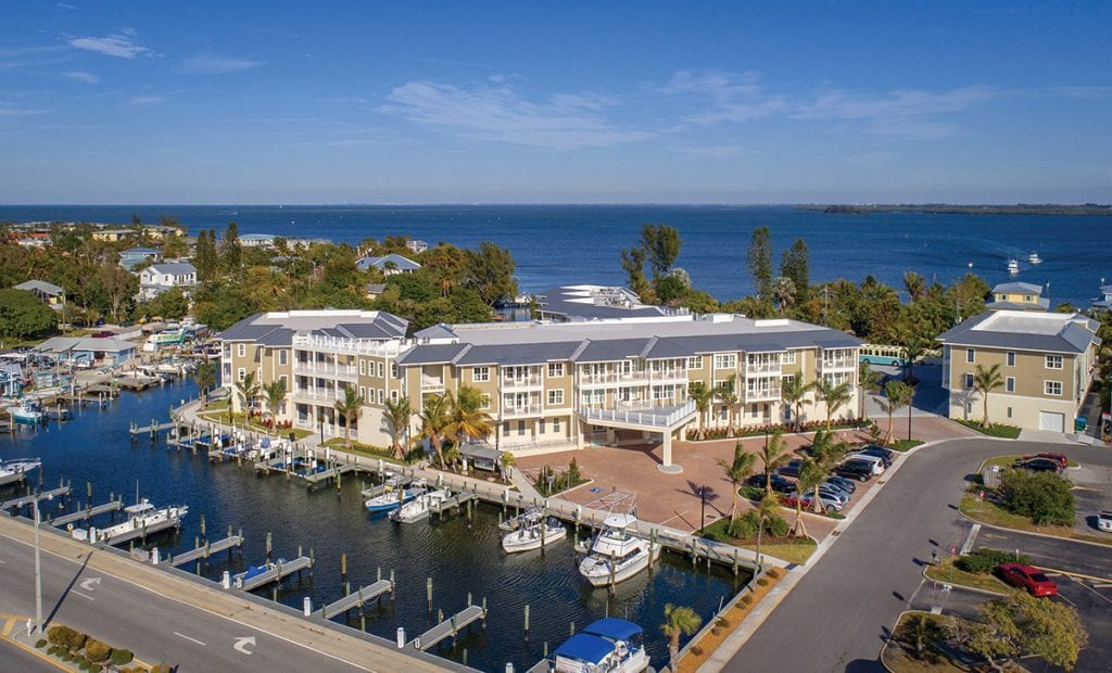 Waterline Resort & Club is a Top 12 Marina Resort