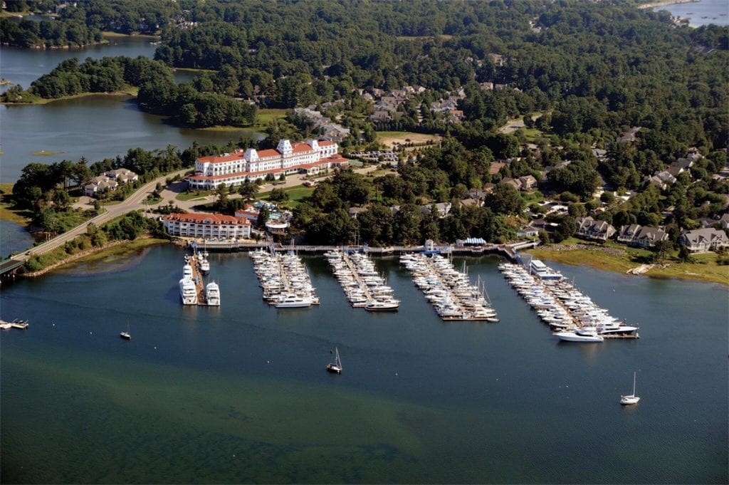 Wentworth by the sea is a top 12 marina resort