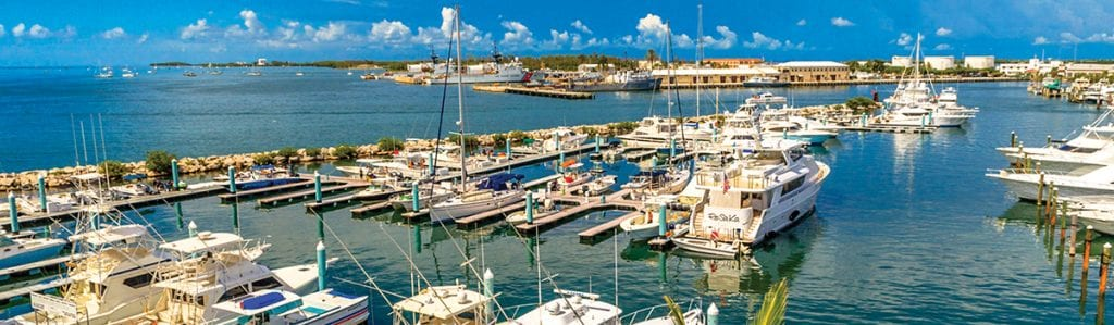 Galleon Marina is a top 12 Marina Resort
