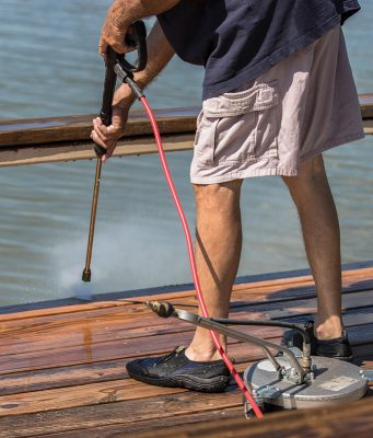Dock Maintenance
