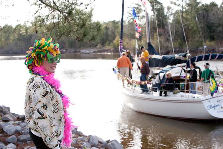 Mardi Gras on the Gulf