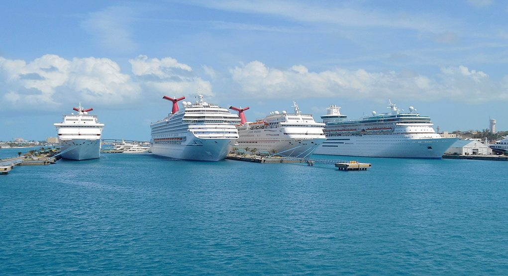 an image of Nassau Harbour from Southern Boating Media Group