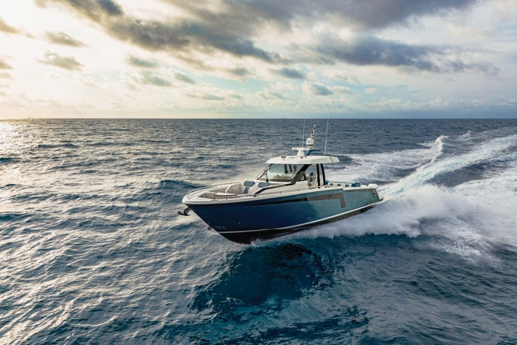 an image of the Ocean Alexander 45 Divergence