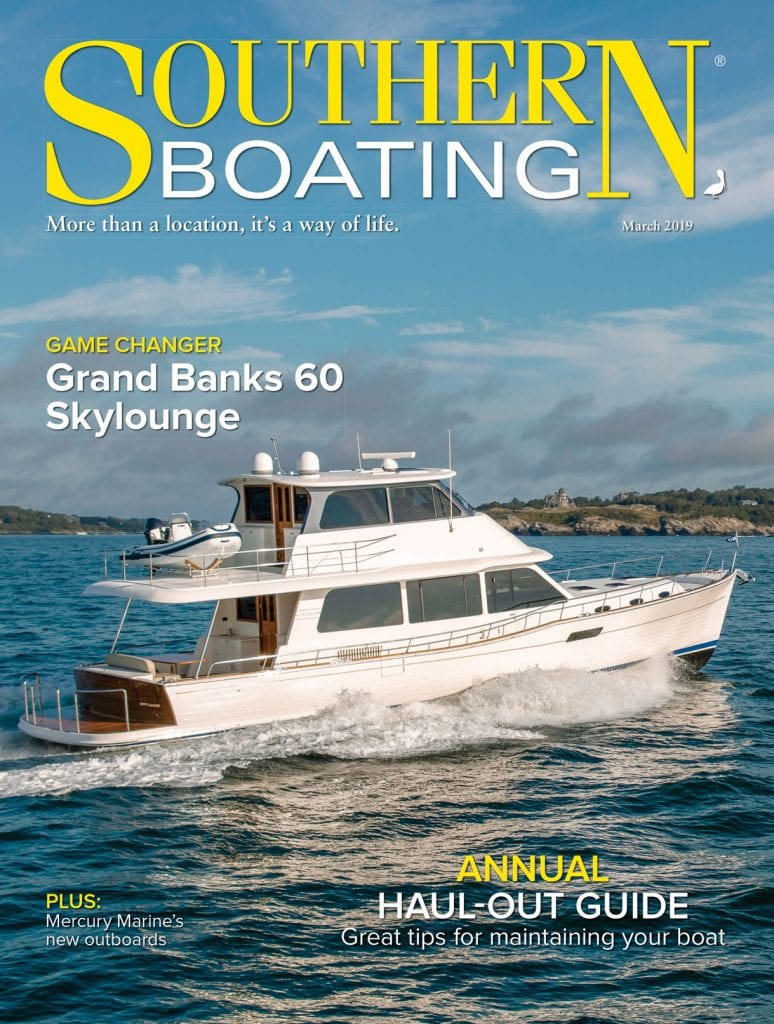 March 2019 Southern Boating Cover