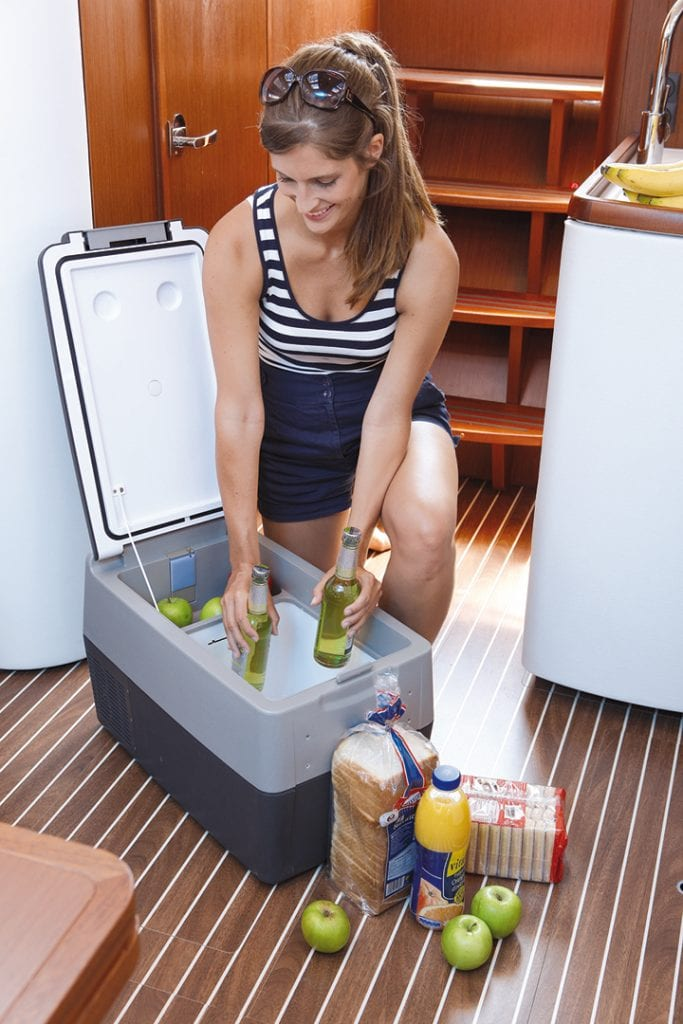 Cut Down on Amp Usage with less refrigeration