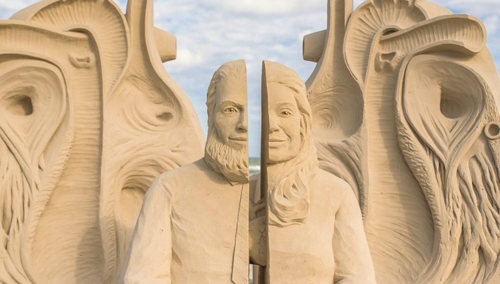 Texas Sandfest helps Spring on the Texas Gulf