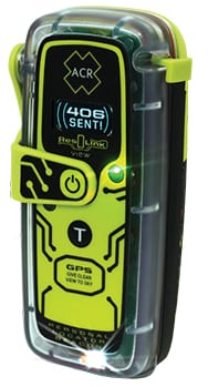 ACR's Personal Locator Beacon