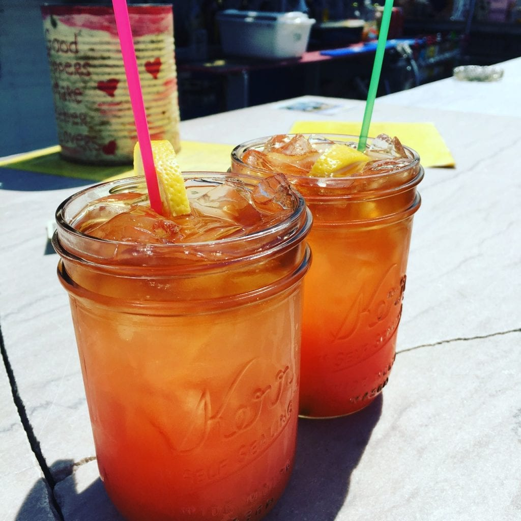 bahama mama cocktail